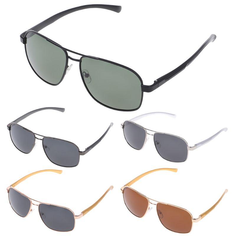 Men Polarized Sunglasses Aluminum Magnesium Frame UV400 Brand Designer Personality Outdoor Fishing Sports Beach Driving Eyewear