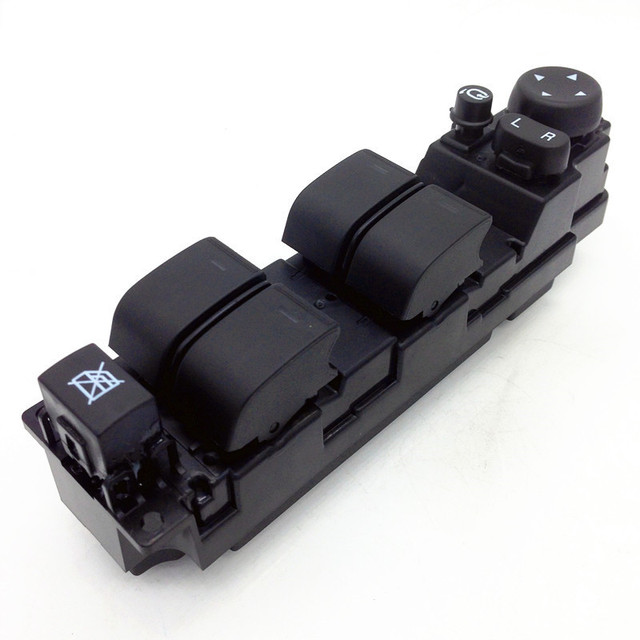 Super Quality Master Window Switch for Mazda A6 1.8 2.0 2.2 2.5 OE#: GS1E-66350A GS1E 66350A GS1E66350A GS1E-66350 GS1E66350 A
