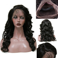 Handsewn 360 Lace Frontal Wig Peruvian Virgin Hair Body Wave Hot Beauty Hair Pre Plucked 360 Lace Frontal Wig