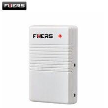 Fuers 433mhz אלחוטי אות משחזר אות חזקה לשפר PIR גלאי דלת חיישן אות עבור G90B מעורר מערכת