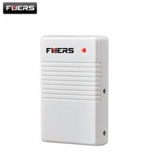 Fuers 433mhz Wireless Signal Repeater Stronger Signal Enhance PIR Detector Door Sensor Signal For G90B Alarm System