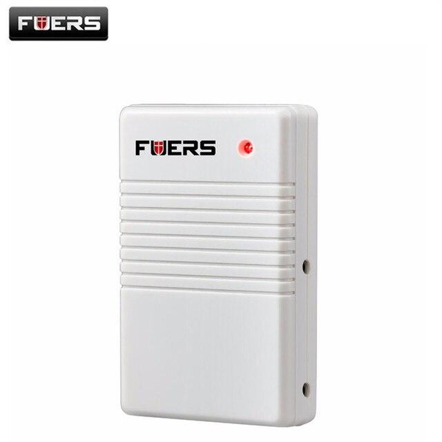 Fuers 433mhz repetidor de sinal sem fio sinal mais forte melhorar pir detector porta sensor sinal para g90b sistema alarme