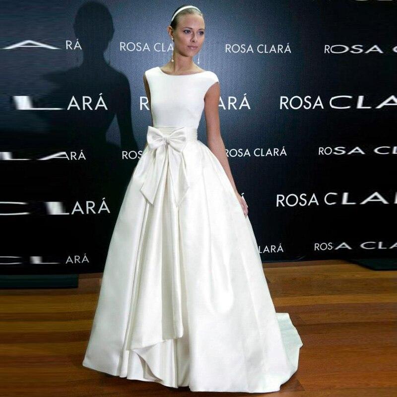 Белая атласная юбка купить