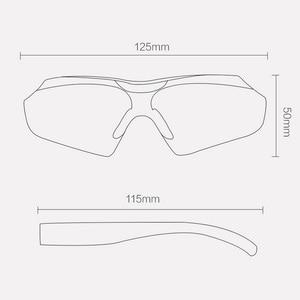 Image 5 - Youpin Turok Steinhardt TS pilote lunettes de soleil PC TR 90 soleil miroir lentilles verre 28g UV400 Drive extérieur unisexe