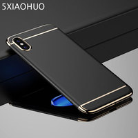 5XIAOHUO New Fashion For Iphone X Case Elegance Luxury Protection Cover Cases For IPhone X Phone
