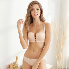 Здесь можно купить  Femal Intimates Sexy Lingerie Set Wireless Underwear Women Thin Floral Lace Bra Set Soft Cotton Bra And Panty B Cup Bra Briefs