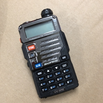 Baofeng UV-5R walkie talkie radio body UV-5RA UV-5RE radio body dual band 100% original two way radio body