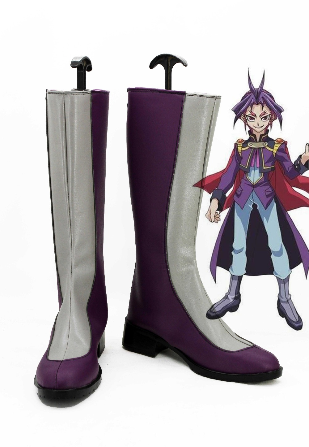 Novelty & Special Use Joeri Cosplay Boots Anime Shoes Custom Made Costumes & Accessories Arc-v Yu-gi-oh