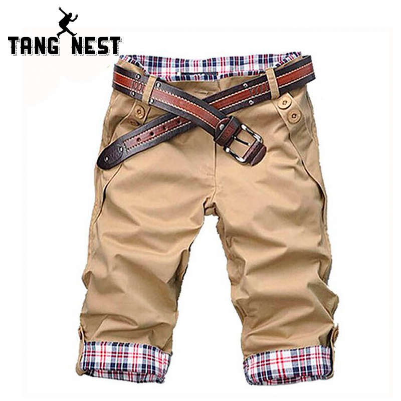 TANGNEST Hot Selling 2018 New Hot-Selling Man's Summer Casual Fashion Shorts 10 Different Colors High Quality Size M-2XL Q159