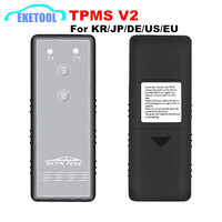 New Generation ST TP Reset V2 TPMS Auto Tire Pressure Monitor Sensor Activation Tool Works For Korea/Janpan/Germany/US/Europe
