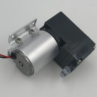 800ml/min electrical dc diaphragm low voltage brushless pump for water