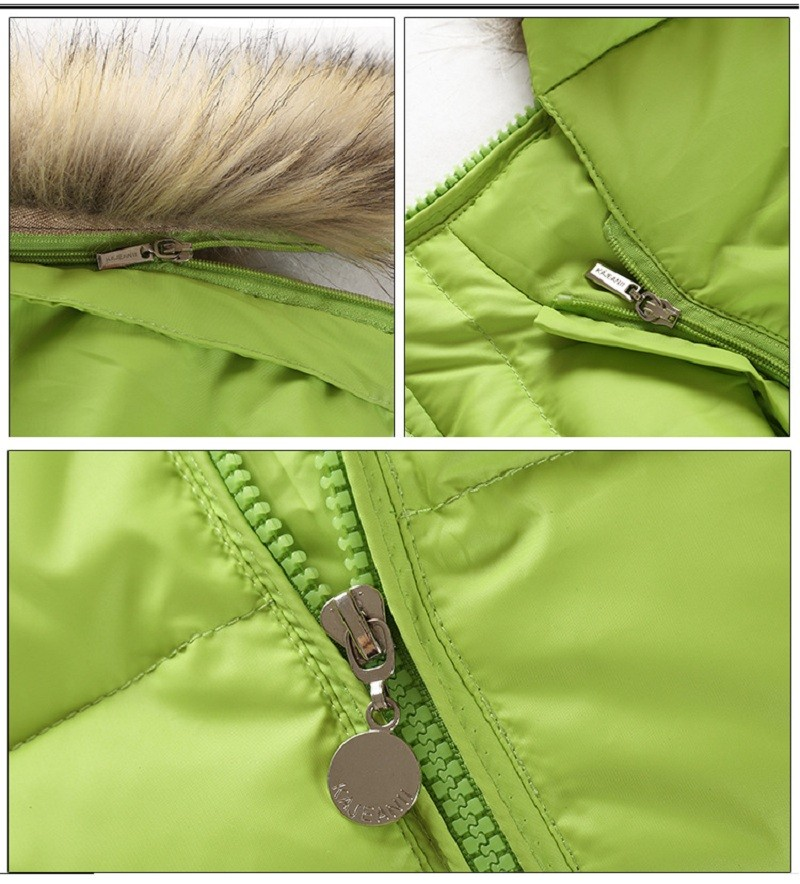 jacket girl winter