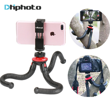 Cheaper Ulanzi UFO Flexible Octopus Camera Tripod with Ballhead Bundle,Phone Video Gear mini tripod for Phone X Gopro 4 5 6 Samsung