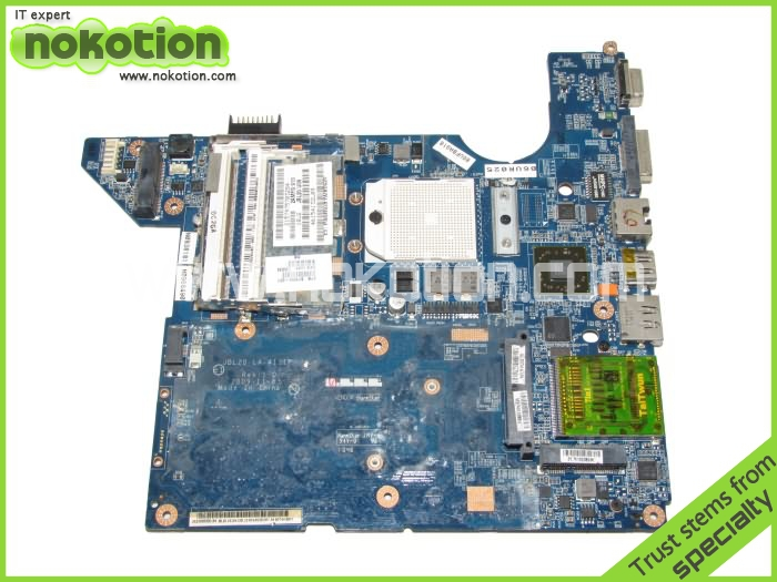511858-001 For HP DV4 motherboard AMD DDR2 Socket s1 LA-4111P Tested High quanlity