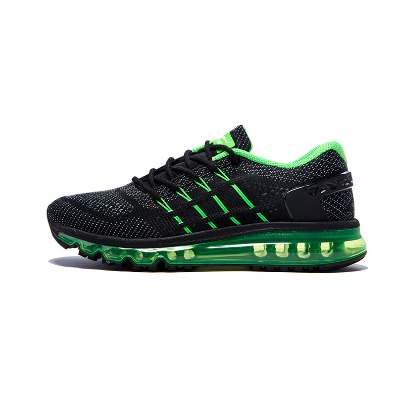 ФОТО Onemix Man's Running Shoes Outdoor Unique Shoe Tongue Design Breathable Sneaker Athletic Sports Shoes Weave Original