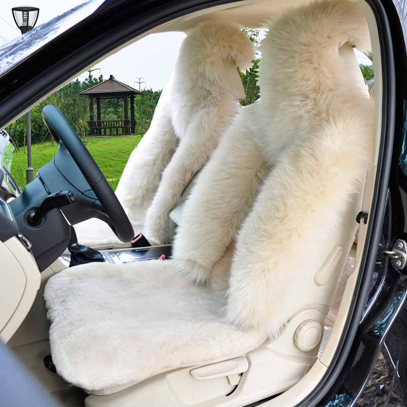 Picked up a g wagon anybody knows how to keep white seats for Motor sheep seat covers