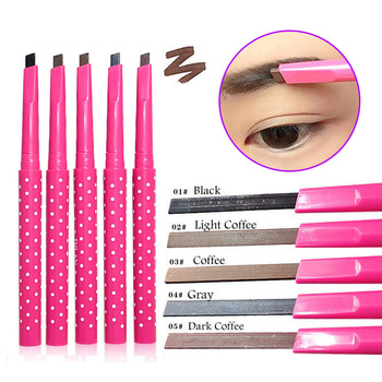 Eyebrow Pencil Coffee Gray Eye Brow Pencil Hot Eyes Eyebrow Enhancers