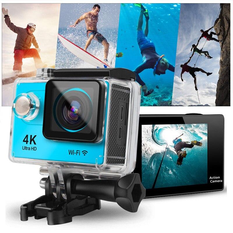 Caméra d'action originale H9 Ultra HD 1080 P WiFi 2.0