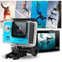Original H9 Action Camera Ultra HD 1080P WiFi 2.0 170D Underwater Waterproof Helmet Video Recording Cameras Sport Camera