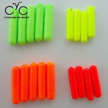 Relefree 100Pcs Fishing Float Stops Bobber Line Grips Floater Carp Tackle Gear Tool S/M/L