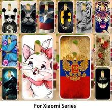 Anunob Case For Xiaomi Redmi Note 5A Prime Cases 4 3X Mi Mix 2s 2 Mi5 Prime Mi 8 SE 6 4 4c 6X Note Pro 2 3 3X Max 2 Black Shark mi note 2 black