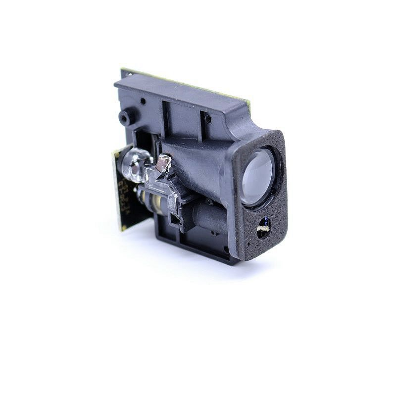 20hz Industrial phase laser ranging sensor module 1mm precision TTL232 serial port пена монтажная mastertex all season 750 pro всесезонная