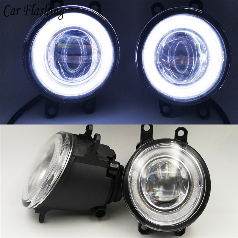 2 PCS Set Fog Light Lamp For Toyota Corolla Camry Yaris RAV4 Lexus GS350 GS450h LX570
