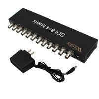 Бесплатная доставка; Розничная продажа; SDI 8x4 матрицы Full HD SD SDI HD SDI 3G SDI SDI сигнала вход и Выход прямые продажи с фабрики