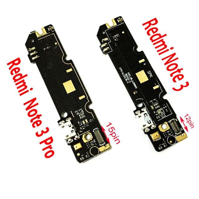 オリジナル xiaomi Redmi 注 3 Note3 プロ USB Dock コネクタ充電ポートフレックスケーブル USB 充電器プラグ修理部品