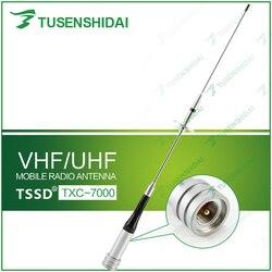 Hot Sell VHF UHF Dual Band 144/430Mhz Car Wireless Antenna TXC-7000(SG-7000)