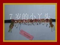 Tribal belly dance headband Belly dance, Tribal, ATS, Fusion, Tribal accessories IB02 07