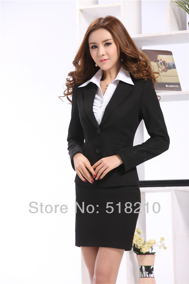 Popular Womens Professional Skirts Suits-Buy Cheap Womens ...