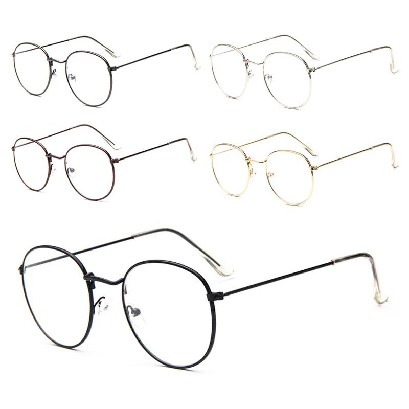 fd2488667f Товар Fashion Vintage Women Eye Glasses frames Plain Mirror Literary ...