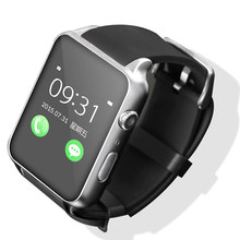 Bluetooth Smart Wrist Watch GT88 Sport Clock Heart Rate Fitness Tracker Wearable Device GSM/GPRS SIM Card for iOS Android phone