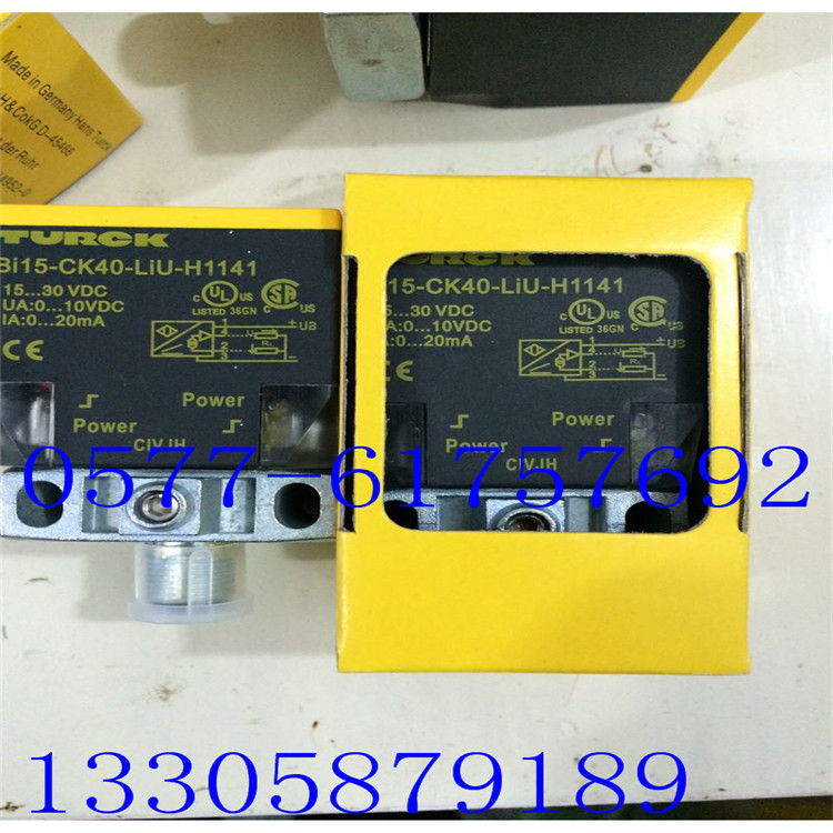 BI15-CK40-LIU-H1141 Proximity Switch Sensor 100% New High-Quality Warranty For One Year proximity switch ime12 04bpozc0s pnp nc m12 sick 100% brand new high quality warranty for one year