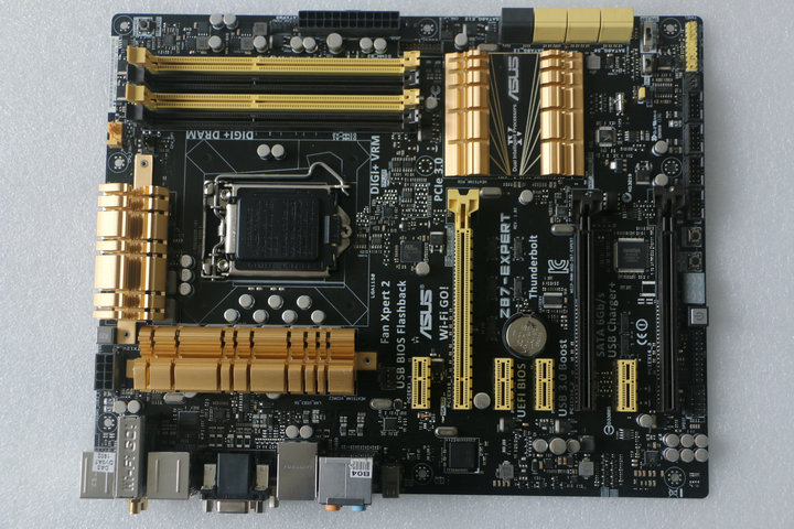 US $133 42 11% OFF|Z87 motherboard board Z87 EXPERT perfect support I7  4790K used 90%new-in Motherboards from Computer & Office on Aliexpress com  |