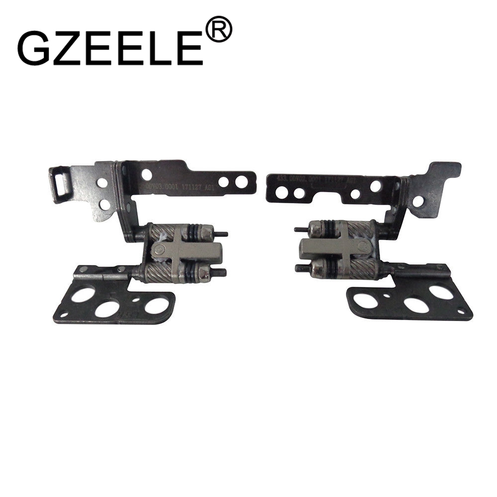 GZEELE new for Acer Spin 3 SP314-51 Right & Left Lcd Hinge Set new original for epson ds6500 ds7500 ds5500 hinge right hinge assy free stop
