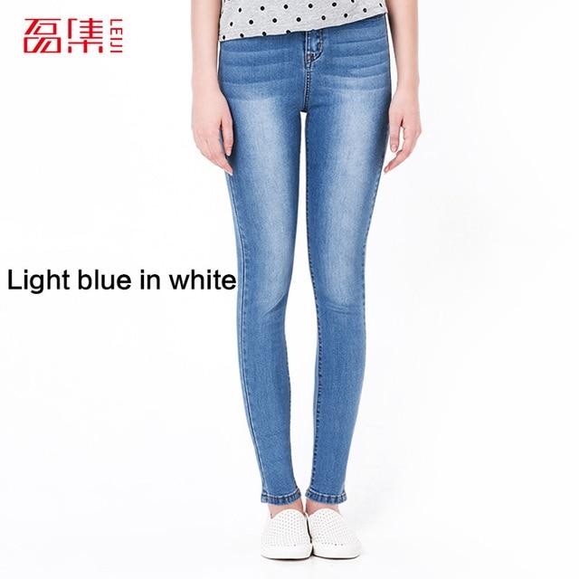 Light blue in white