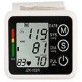 Health Care Automatic Wrist Digital Blood Pressure Monitor Heart Beat Pulse Monitor Cuff Blood Pressure Measure Sphygmomanometer
