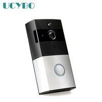 Wireless Video Intercom System WIFI Video Door Phone Doorbell IP Camera 720P HD Door Bell Doorphone