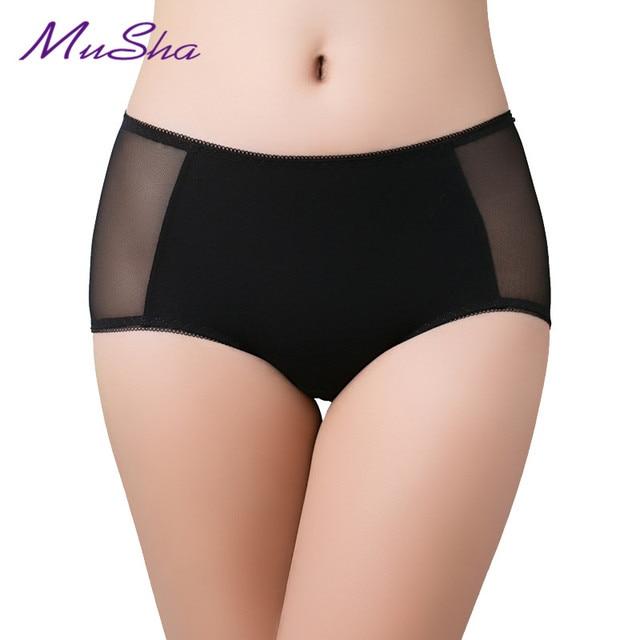 570032b86 Hot sale!Women underwear briefs sexy women s panties calcinha full  transparent lace seamless plus size women underwear panty