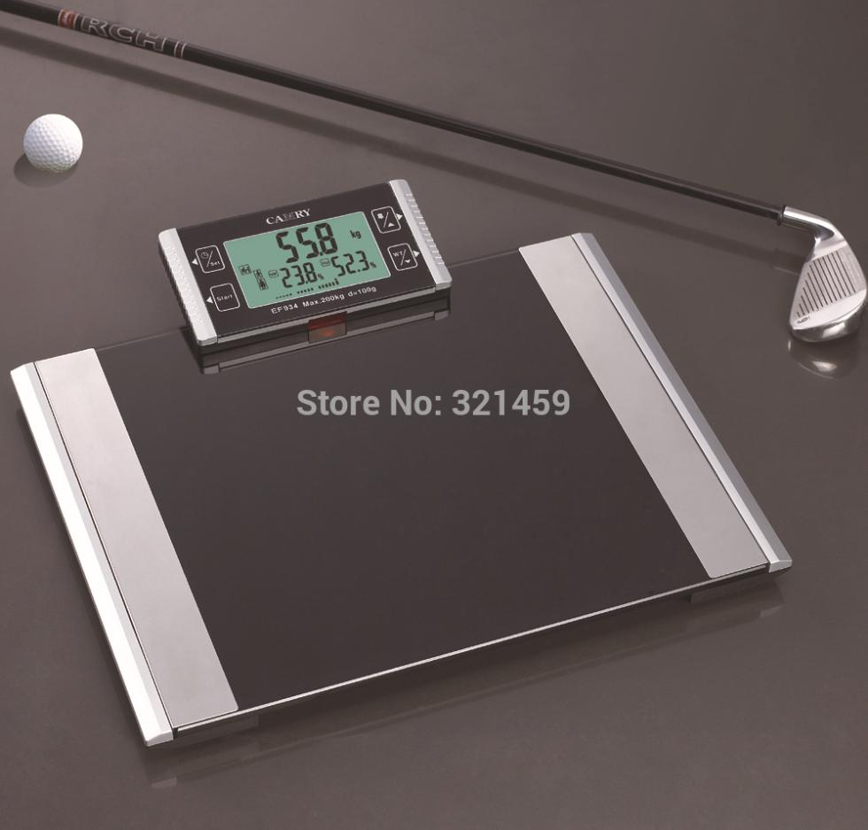 digital scale 200kg Electronic Floor Body Fat Weight Scale ...