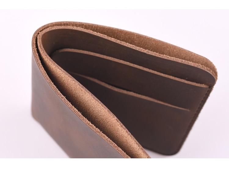 Slim Designer Male Wallet Short Purse Money Wallet for Credit Cards Holder Drivers License Wallet Smart Portfolio Money Vallet