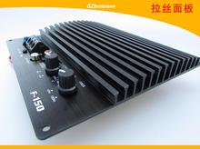1200W high power active single road automobile power amplifier board can push 8 inch 10 inch
