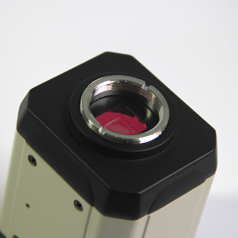 Lucky Zoom Marka 2.0MP HD Mikroskop cyfrowy aparat VGA USB AV - Przyrządy pomiarowe - Zdjęcie 2