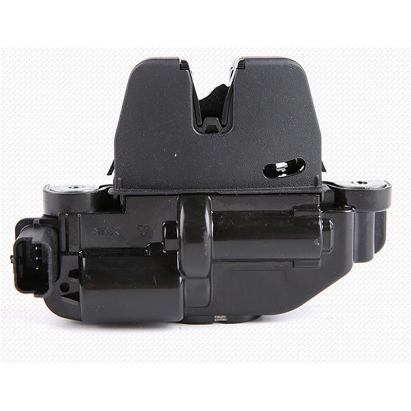 Sktoo For Peugeot New 408 Car Back Door Lock Block 308s Trunk Lock