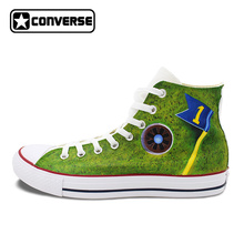 Unique Sneakers Men Women Converse Chuck Taylor Golf Original Design Hand Painted Shoes Man Woman Canvas