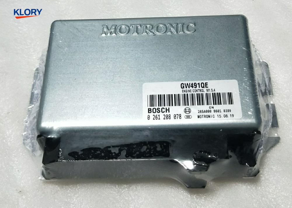 3608100UA-E01 / 0261208078 / 0 261 208 078 Electronic injection control unit (UMC) FOR Great Wall DEER 491