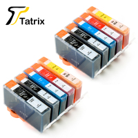 10PCS For HP 364 XL HP364XL Compatible Ink Cartridge For HP Photosmart B8550 B8553 B8558 C5300
