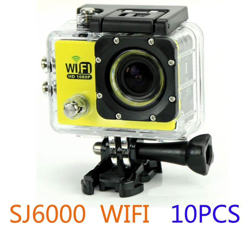 ФОТО WIFI Action Camera 1080P Full HD 2.0 inch lcd 170 degrees wide angle Waterproof Camcorders video camera Sport DV